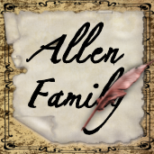 Allen Family Genealogy