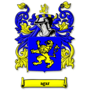 Agar Family Genealogy