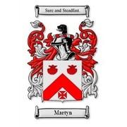 Martyn Family History