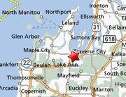 NW Upper Lower Michigan