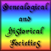 Genealogical and Historical Societies