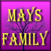 Mays Family