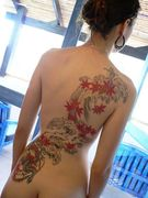 Tattoos in Changchun!