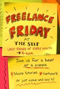 Freelance Fridayers