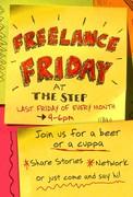 Freelance Fridayers