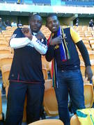 Orlando Pirates vs kaizer Chiefs fans
