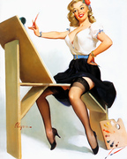 The Art of the Pinup