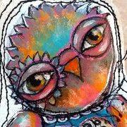 Owl Love doll