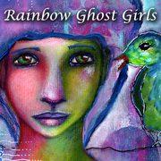 Rainbow Ghost Girls