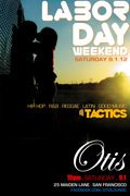 Labor Day Weekend @ Otis