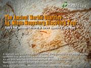 Ancient Marble Quarries & Aghios Minas Mon. Walking Tour