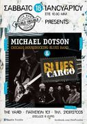 Michael Dotson Chicago Houserocking Blues Band + Blues Cargo live at Double Trouble