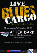 BLUES CARGO Live at After Dark Opening act BLUES N'SOUL SHAKERS