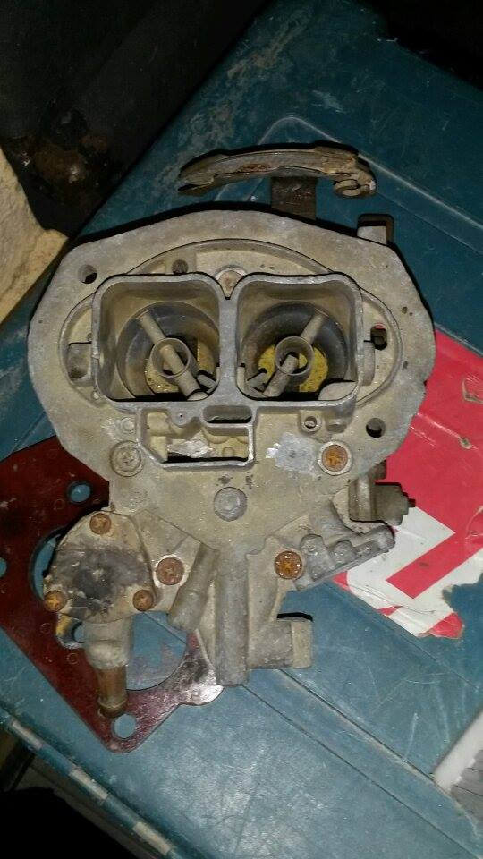 carb in z24 - 720World