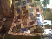 DH Christmas Quilt