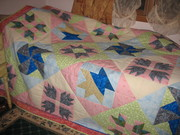 Retreat Mystery Quilt