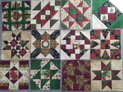 Canadian Quilters BOM 2012
