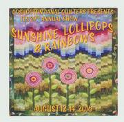 Coshocton Canal Quilters 2016 Opportunity Quilt