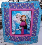 angel's frozen quilt
