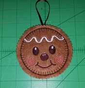 2017_12_16 GingerBread Ornament