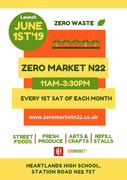 Zero Market N22 - Launch 1st June