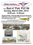 Pre-Sun n Fun Fly In at Flight Crafters in Zephyrhills, Florida