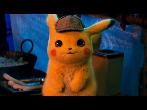 POKÉMON Detective Pikachu - Official Trailer #1