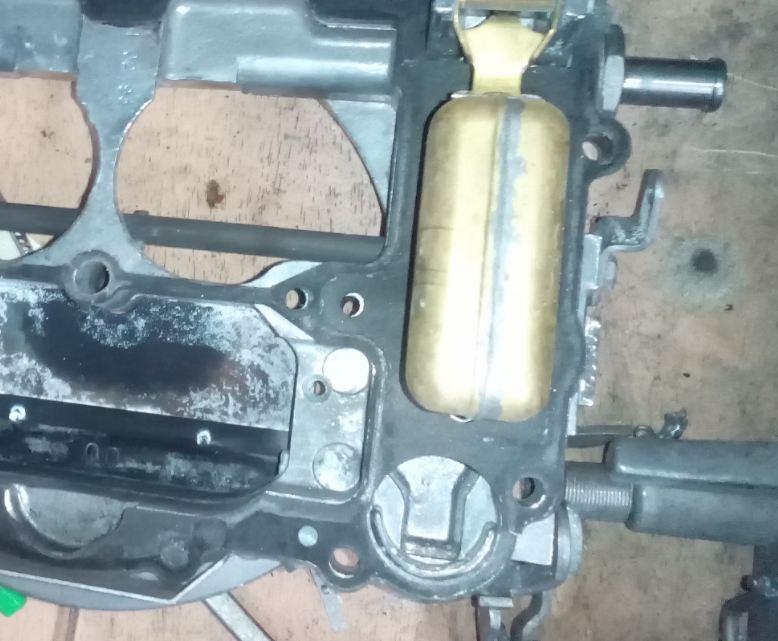 Carburetors 101, part 2 ---- - Chris Craft Commander Club