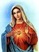 August - Month of the Immaculate Heart of Mary