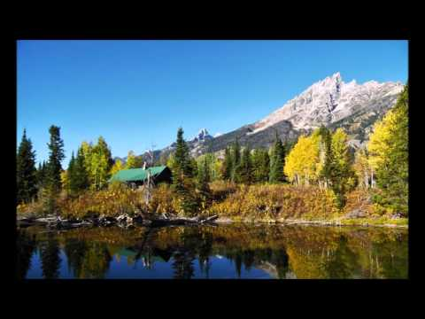 Fall in the Tetons