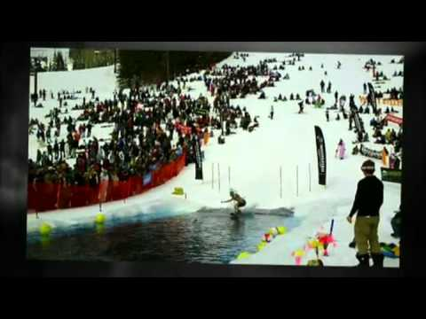 Whitefish Mountain Resort - Pond Skimming