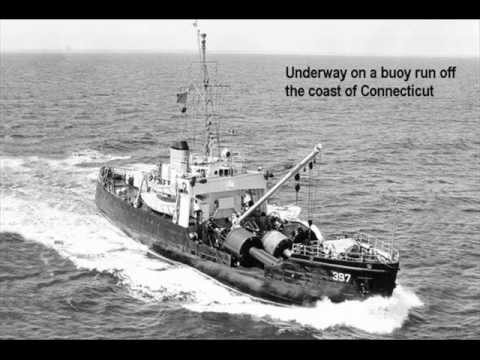Remembering USCGC MARIPOSA WLB-397