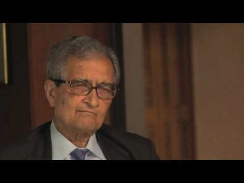 Amartya Sen - Good Fortune . POV on PBS