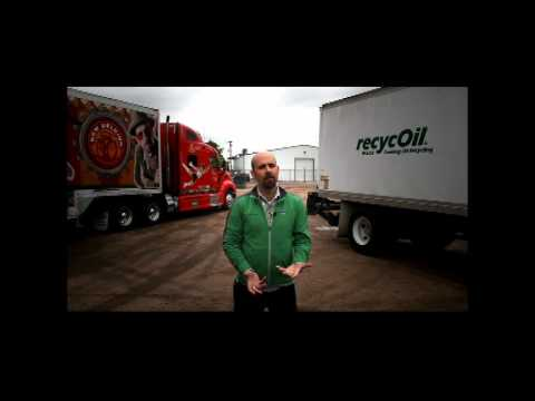 recycOil fuels New Belgium Brewing's Tour de Fat Caravan