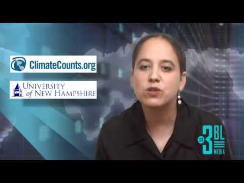 CSR Minute: Climate Counts Partners with University of New Hampshire to Expand Climate Change Work;