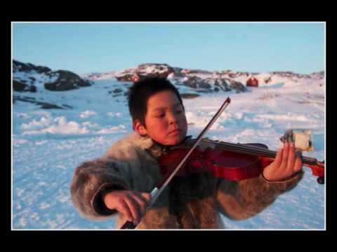 Agiannguaq. My Dear Little Violin