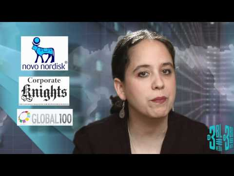 Novo Nordisk Most Sustianable Biz in the World; Sprint Funds NSTeens.org - CSR Minute 2/6/12