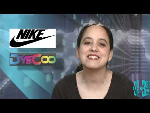 Nike & DyeCoo Offer Waterless Dying; Molson Coors Selected for S.A.M. Yearbook - CSR Minute 2/16/12