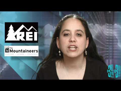 REI Foundation Grant to Mountaineers; Ryder CSR Report - CSR Minute 1/12/12