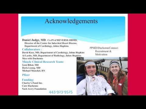 DuchenneConnect Direct Access Webinar: Dr. Kathryn Wagner