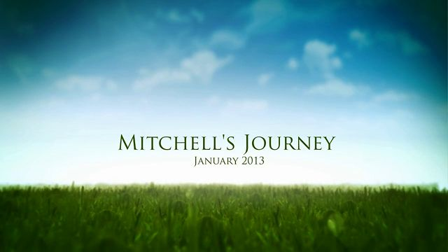 Mitchell's Journey - Thank You