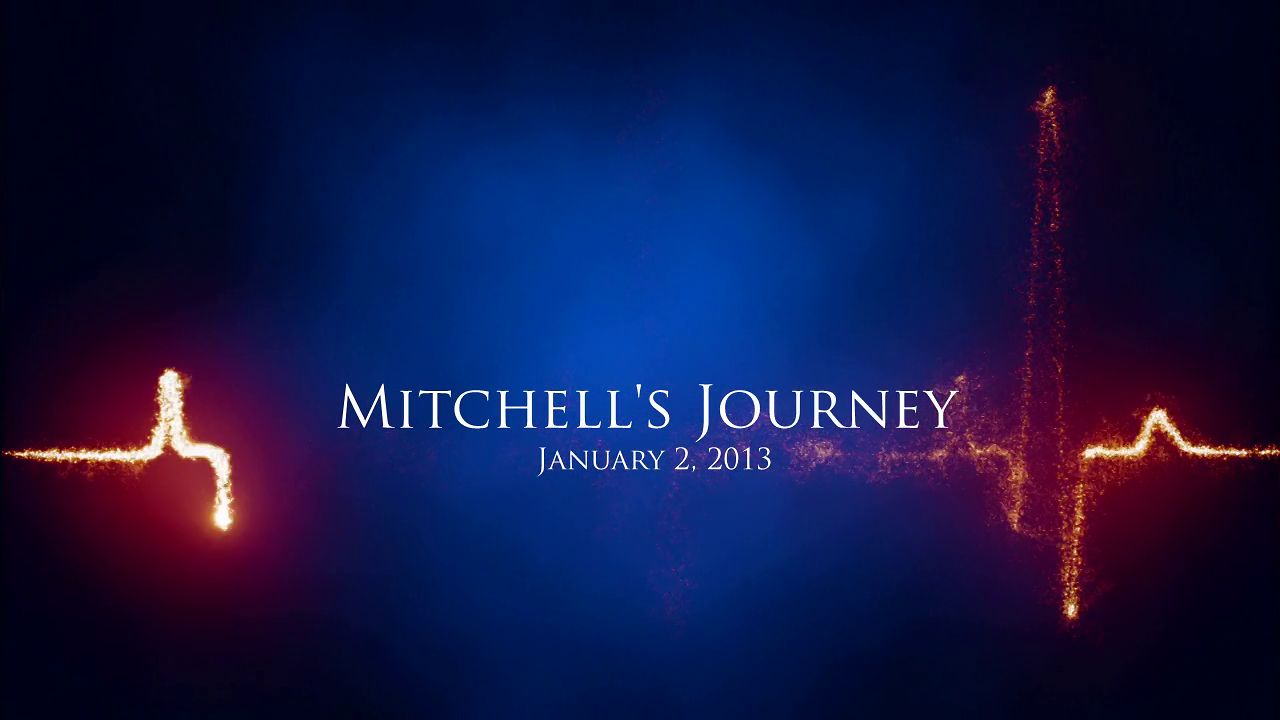 Mitchell's Journey - Five Percent