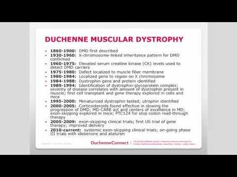 DuchenneConnect Direct Access Webinar: Genetic Testing