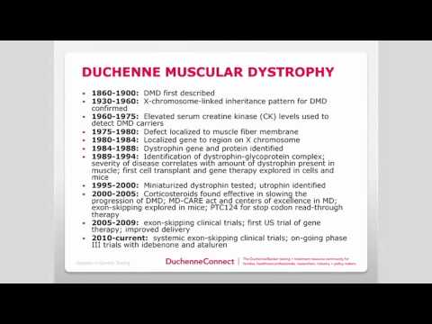 DuchenneConnect Direct Access Webinar: Genetic Testing