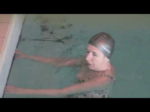 Solo Synchronized Swimming