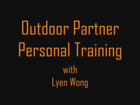 Outdoor Partner Personal Training with Lyen Wong
