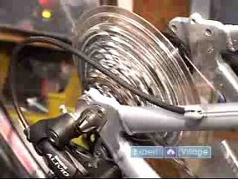 How to Fix Bicycles : How to Adjust Rear Derailleur on a Bicycle