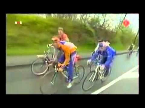Postman vs Cycling Team Rabobank
