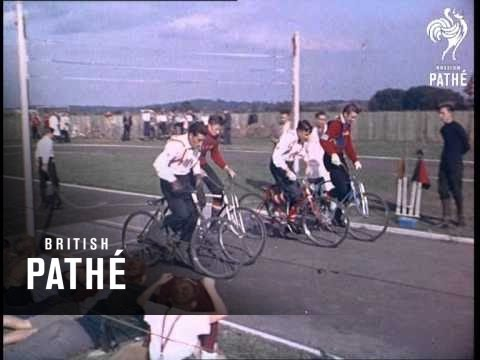 Cycle Speedway (1955)