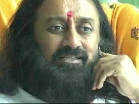 Sri Sri Ravi Shankar spreads word of peace